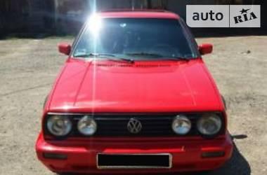 Volkswagen Golf II 1991 в Івано-Франківську