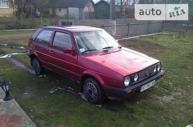 Volkswagen Golf II 1986 в Ивано-Франковске