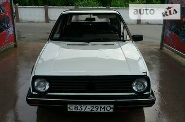 Volkswagen Golf II 1988 в Чернівцях