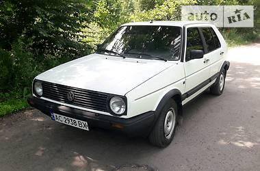Volkswagen Golf II 1987 в Нововолинську