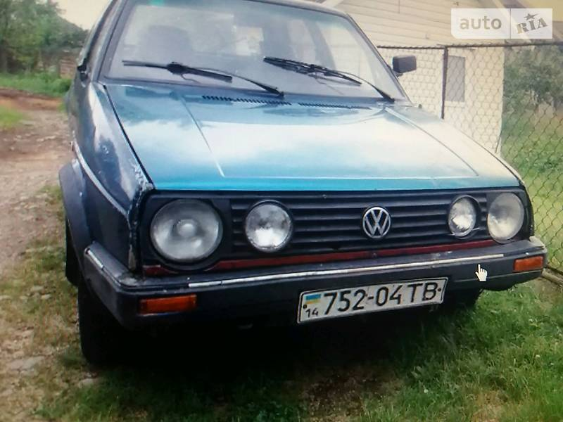 Volkswagen Golf II 1989 в Рожнятове