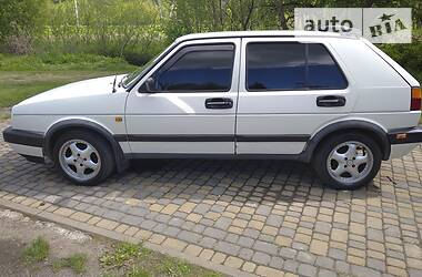 Volkswagen Golf II 1992 в Львове