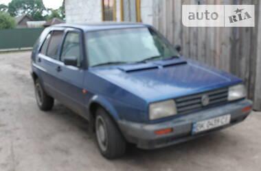 Volkswagen Golf II 1990 в Заречном