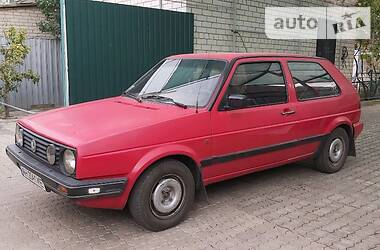 Volkswagen Golf II 1988 в Краматорске