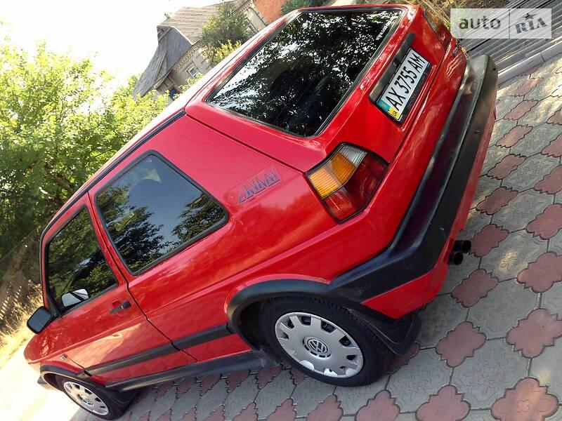 Volkswagen Golf II 1987 в Дружковке