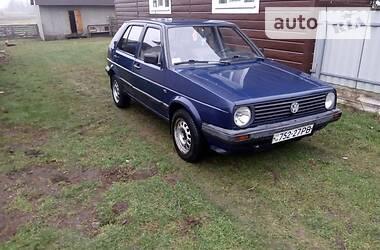 Volkswagen Golf II 1991 в Рокитном