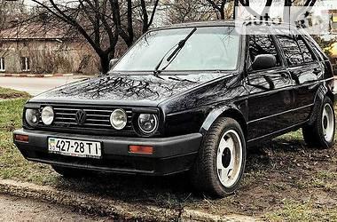 Volkswagen Golf II 1989 в Збараже