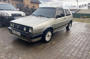 Volkswagen Golf II 1987 в Надворной