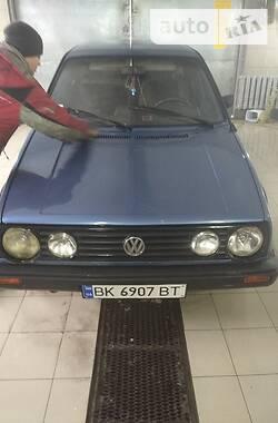 Volkswagen Golf II 1987 в Полонном