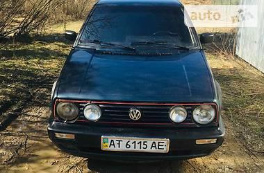 Volkswagen Golf II 1987 в Верховине