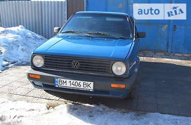 Volkswagen Golf II 1990 в Глухове