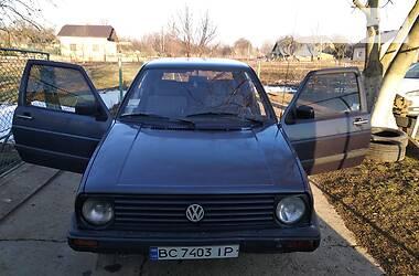 Volkswagen Golf II 1988 в Самборе