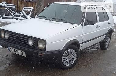 Volkswagen Golf II 1988 в Воловце