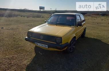 Volkswagen Golf II 1987 в Остроге