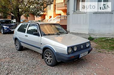 Купе Volkswagen Golf II 1986 в Киеве