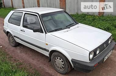 Хэтчбек Volkswagen Golf II 1988 в Червонограде