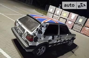 Купе Volkswagen Golf II 1988 в Борисполе
