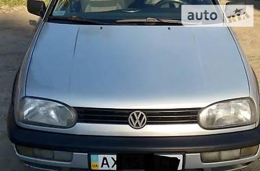 Volkswagen Golf III  1991