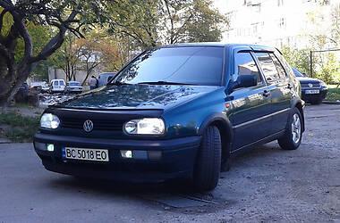 Volkswagen Golf III 1996 в Львове