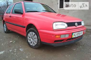 Volkswagen Golf III 1996 в Ужгороде