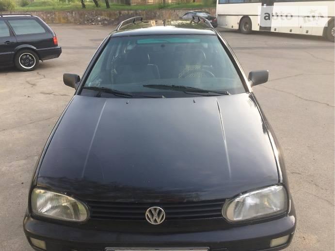 Volkswagen Golf III 1997 в Ровно