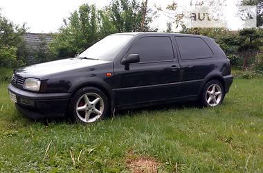 Volkswagen Golf III 1994 в Львове