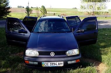 Volkswagen Golf III 1995 в Ивано-Франковске