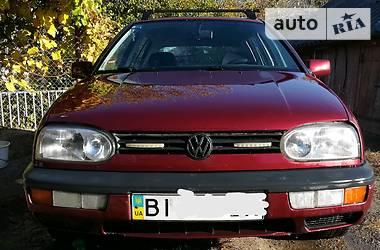 Volkswagen Golf III 1991 в Полтаве