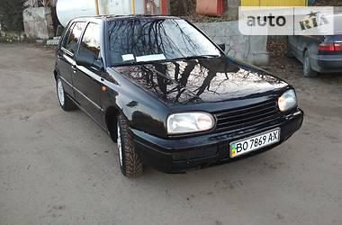 Volkswagen Golf III 1997 в Тернополе