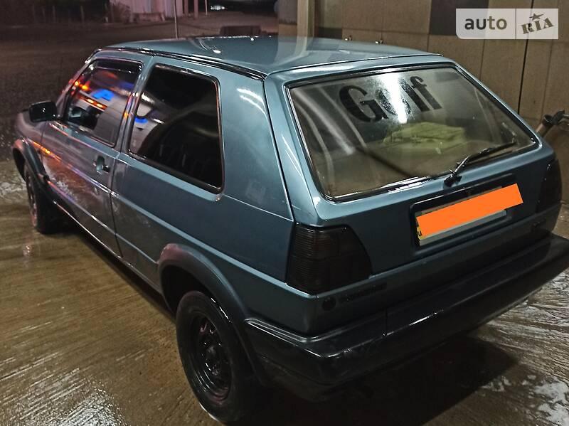 Volkswagen Golf III 1987 в Сарнах
