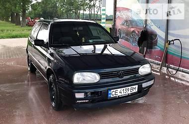 Volkswagen Golf III 1994 в Новоселице