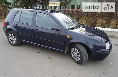 Volkswagen Golf IV 1998 в Кельменцах