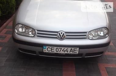 Volkswagen Golf IV 2001 в Новоселице