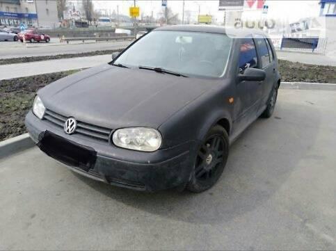 Volkswagen Golf IV 1999 в Киеве