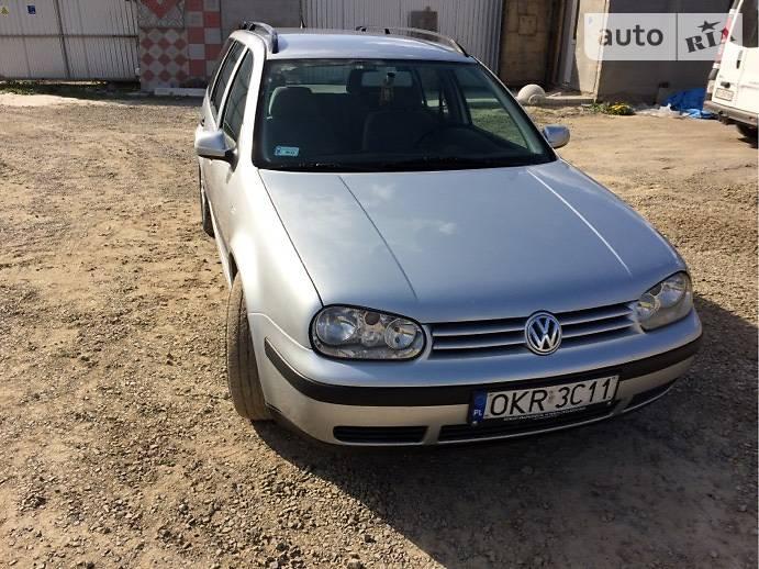 Volkswagen Golf IV 2000 в Бережанах