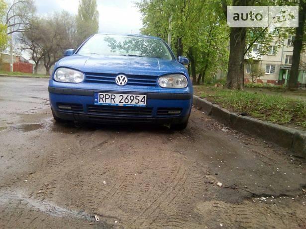 Volkswagen Golf IV 1998 в Харкові