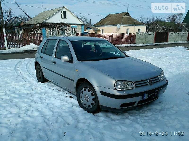 Volkswagen Golf IV 1999 в Белой Церкви