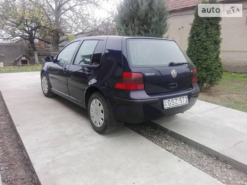 Volkswagen Golf IV 1998 в Берегово