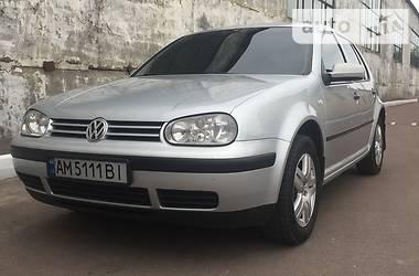 Volkswagen Golf IV 2001 в Олевске