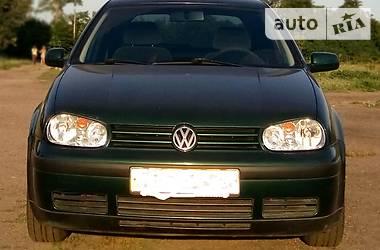 Volkswagen Golf IV 1999 в Днепре