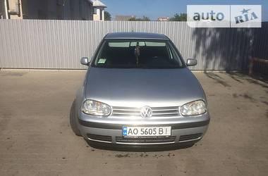 Volkswagen Golf IV 2001 в Ужгороді