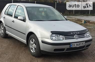 Volkswagen Golf IV 2000 в Староконстантинове