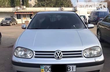 Volkswagen Golf IV 2002 в Львове
