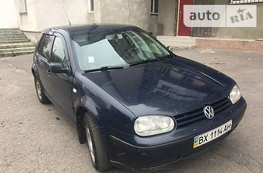 Volkswagen Golf IV 2000 в Хмельницком