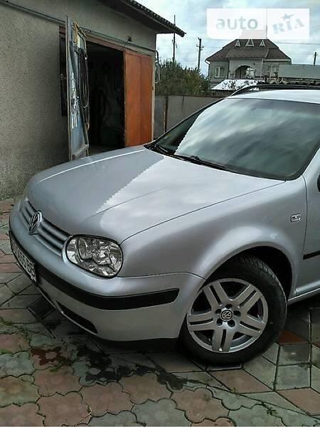 Volkswagen Golf 2006 року в Тернопілі