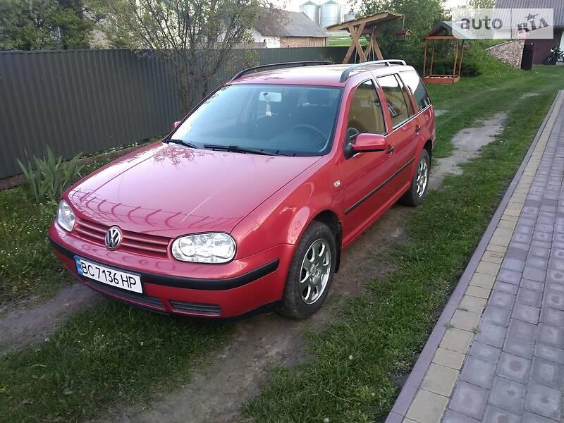 Volkswagen Golf IV 2000 в Кам'янці-Бузькій