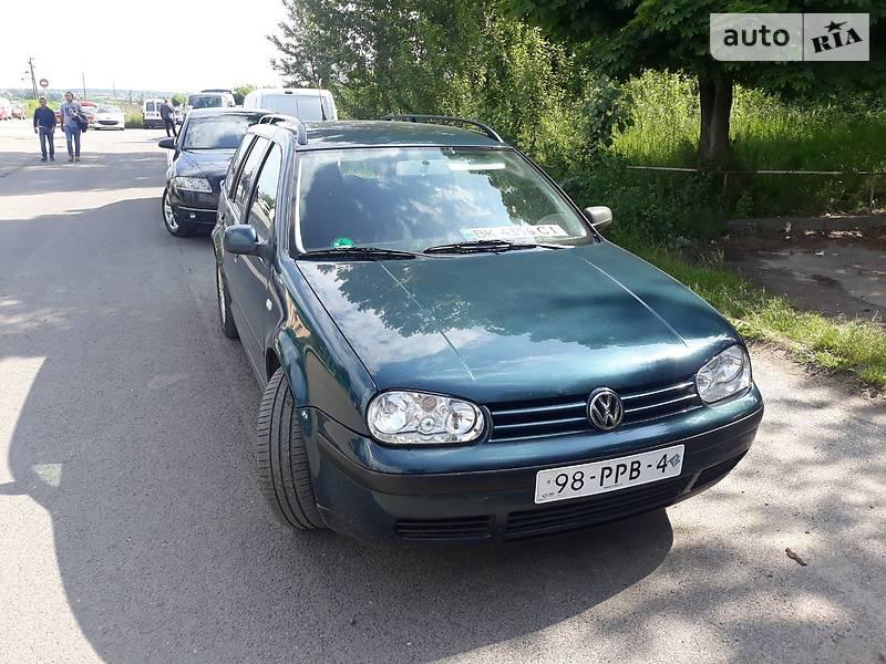 Volkswagen Golf 2001 года в Ровно
