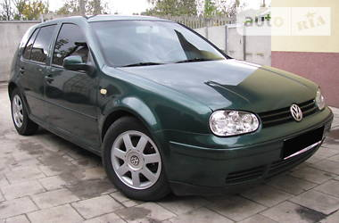 Volkswagen Golf IV 1999 в Ковеле