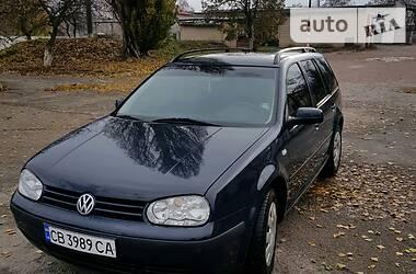 Volkswagen Golf IV 2002 в Чернигове