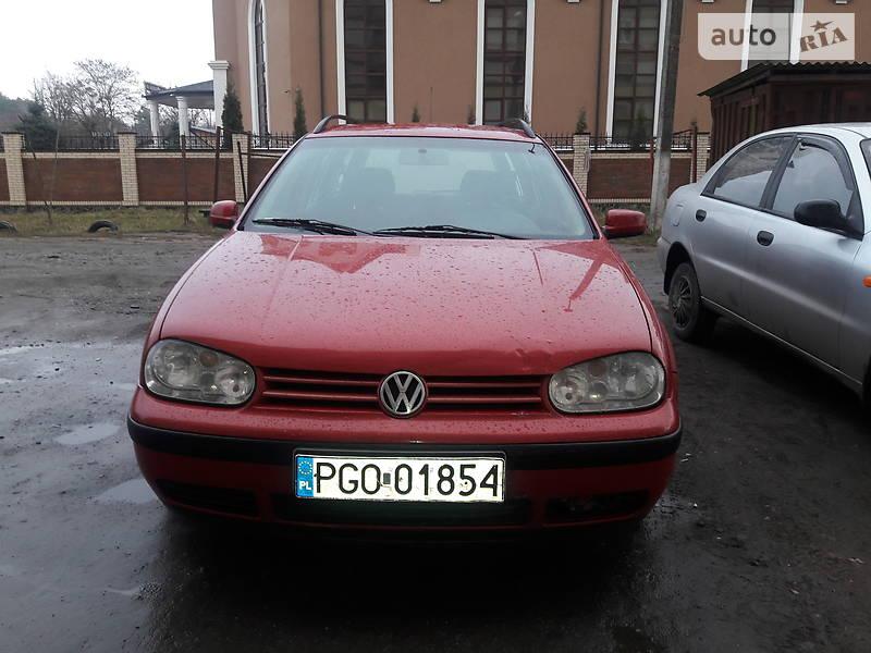 Volkswagen Golf IV 2000 в Шепетовке